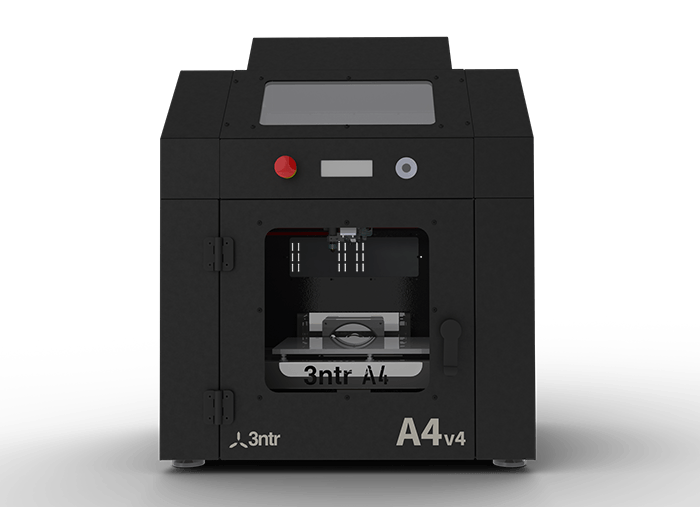 A4 3D Printers from 3ntr