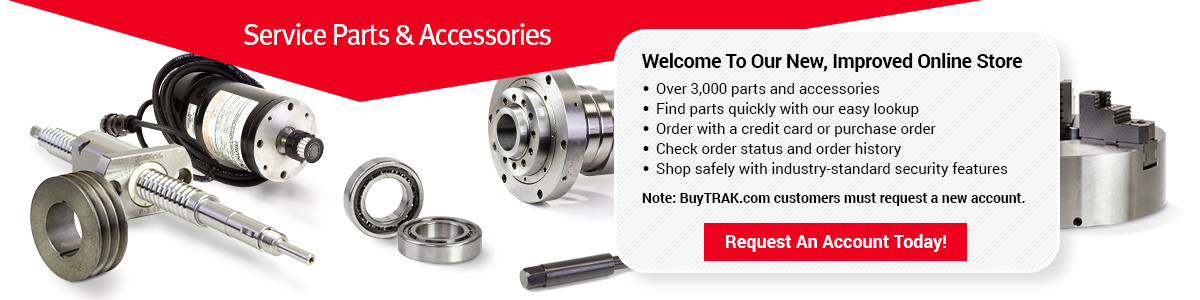 Request An Account Today - BuyTrakParts.com